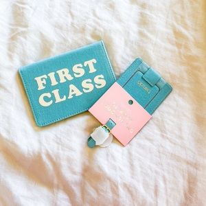 ban.do Accessories - Bando Travel Passport Holder and luggage tag